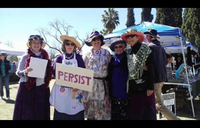 Tucson Raging Grannies