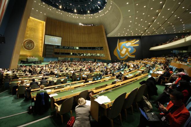UN CSW 2011