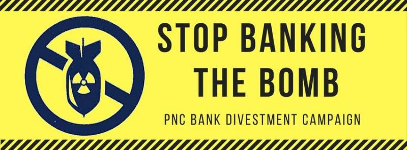 Pittsburgh News: Stop Banking the Bomb, Summit Against Racism