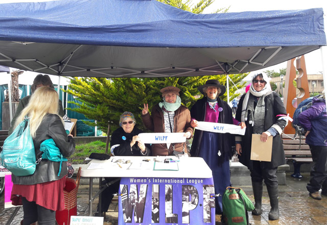 Women's March-Humbolt County Branch